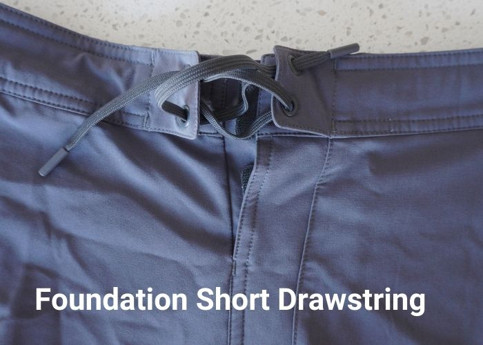 Foundation Short Drawstring