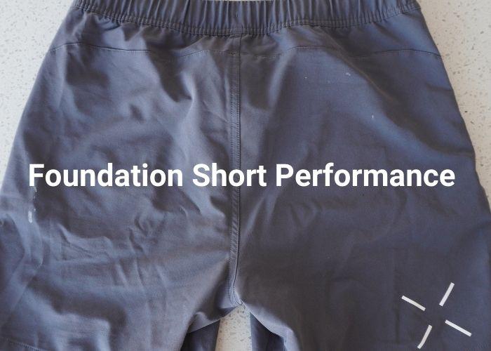 Foundation Short Performance