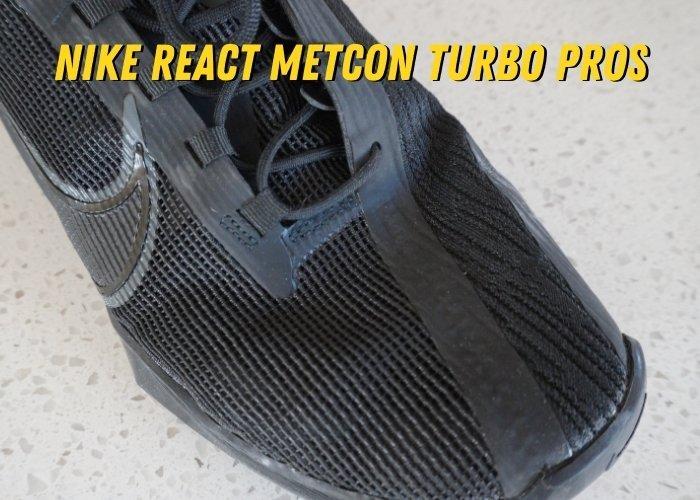 Nike React Metcon Turbo Pros