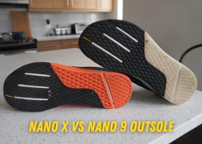 nano X vs Nano 9 performance