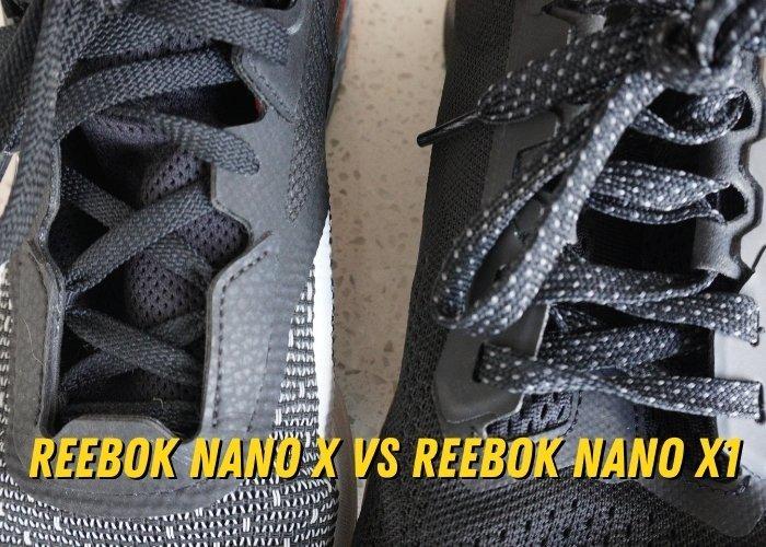 reebok nano x vs reebok nano x1 durability