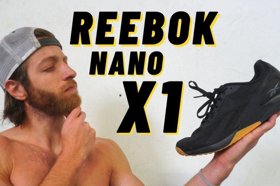 reebok nano x1 review