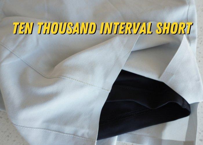 ten thousand interval short reviews