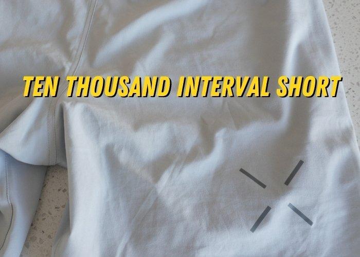 ten thousand interval short