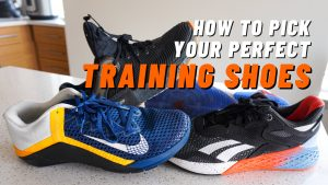 Training shoes explained, what to know before you buy