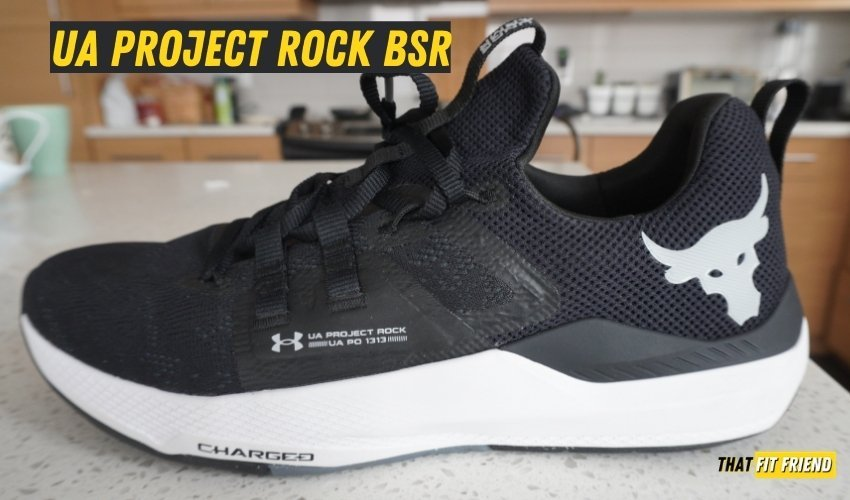 UA Project Rock BSR