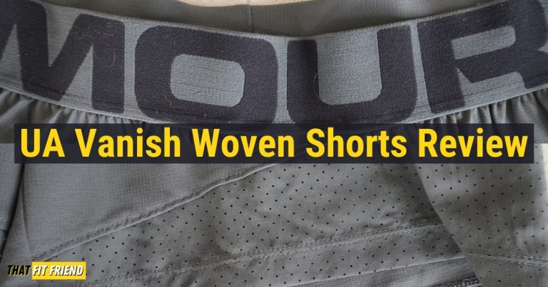 Under Armour Vanish Woven Shorts Review