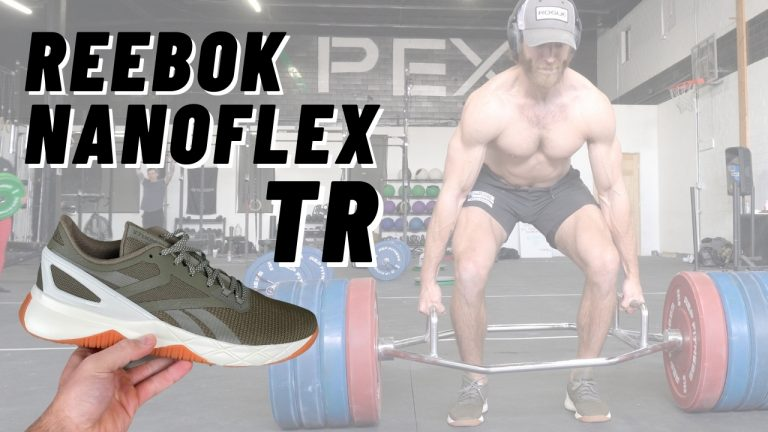 reebok nanoflex tr review
