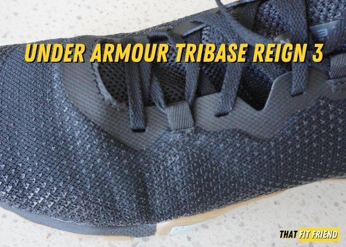 under armour tribase reign 3 construction