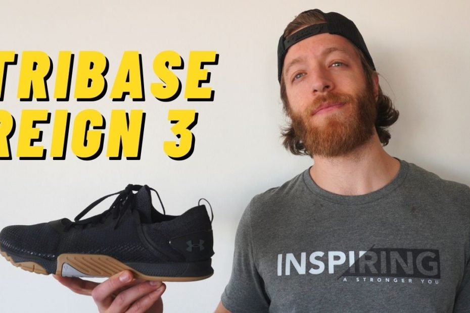 under armour tribase reign 3 review