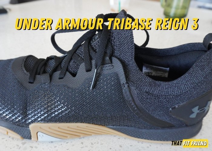 under armour tribase reign 3 sizing and fit