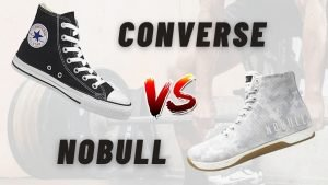 Converse Vs NOBULL which shoe is best for heavy lifting?