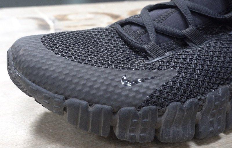 Nike Free Metcon 4 Construction