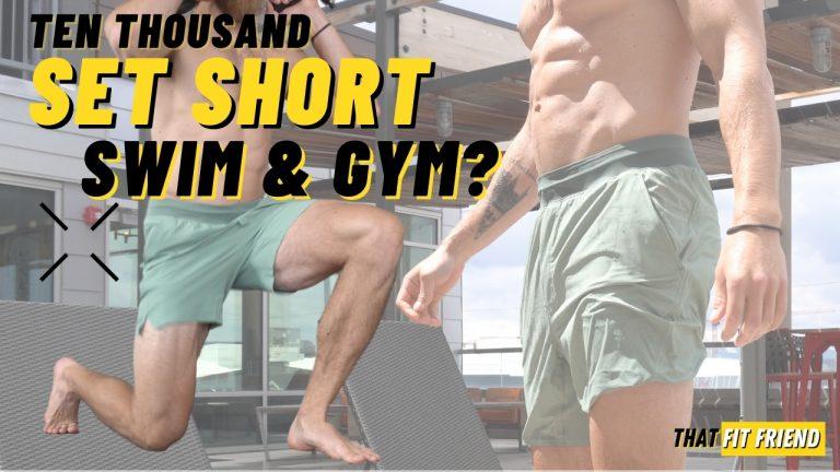 Ten Thousand Set Shorts Review
