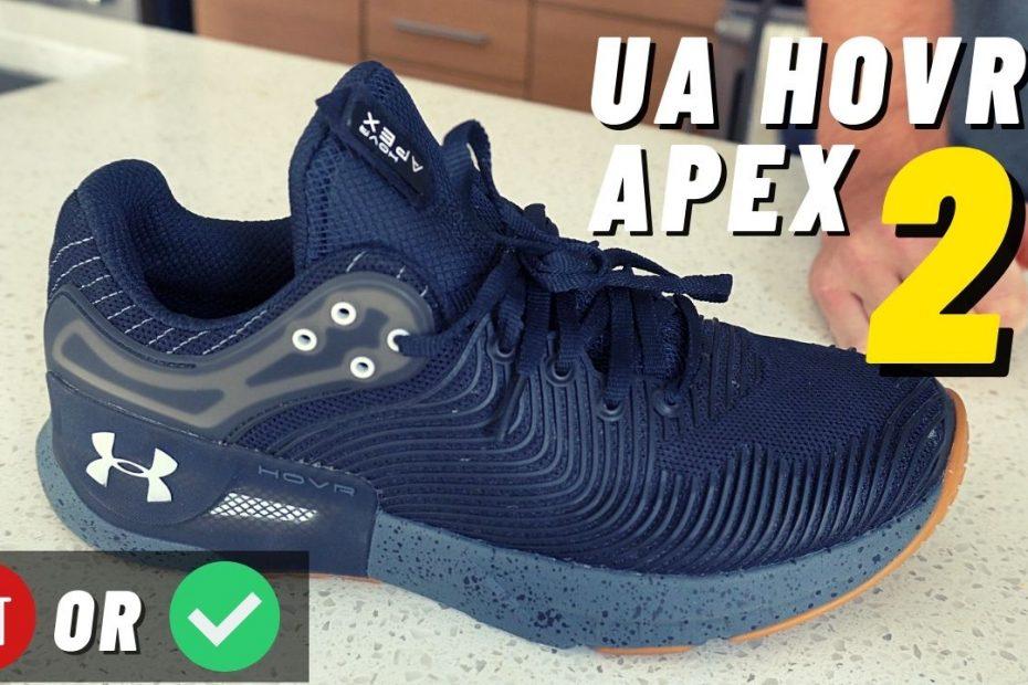UA HOVR Apex 2 review