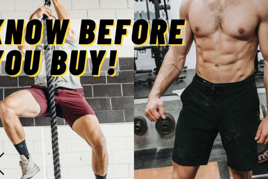 best ten thousand shorts for lifting, running, agility, and more