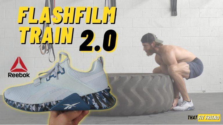 reebok flashfilm train 2.0 review