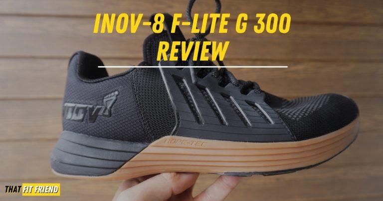 Inov-8 F-Lite G 300 Review