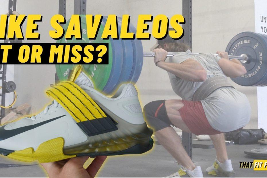 Nike Savaleos Review