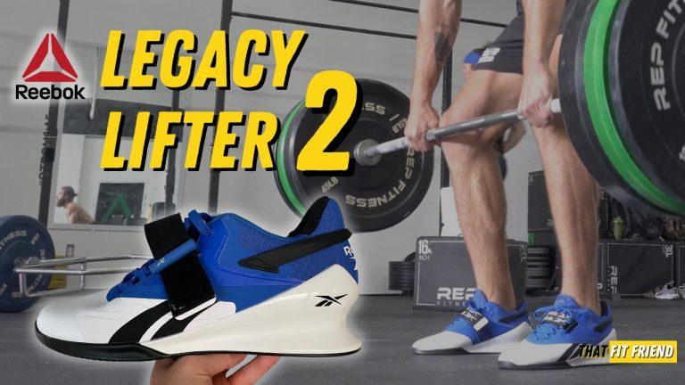 Reebok Legacy Lifter 2 Review