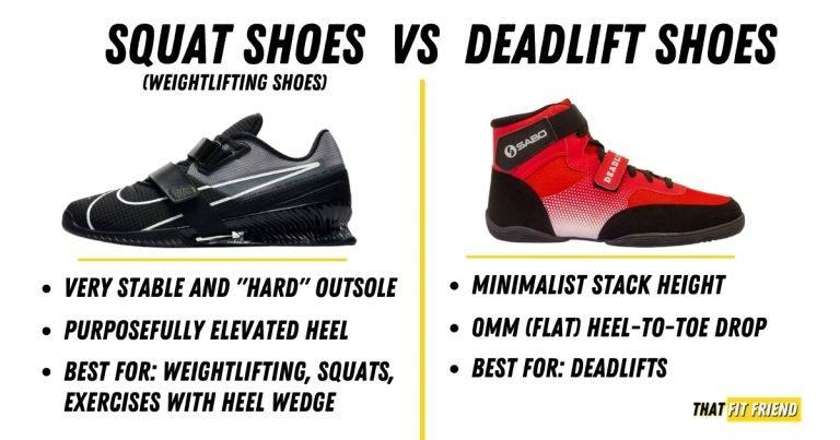 Squat Shoes Vs Deadlift Shoes (1)