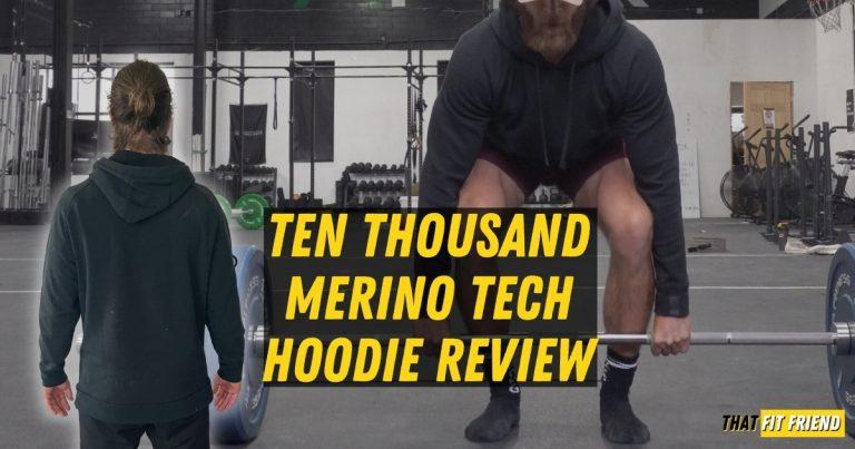 Ten Thousand Merino Tech Hoodie Review