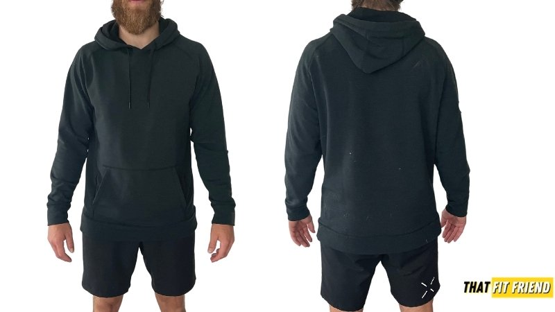 Ten Thousand Merino Tech Hoodie Sizing and Fit Large