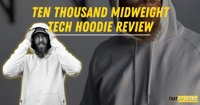 Ten Thousand Midweight Tech Hoodie Review