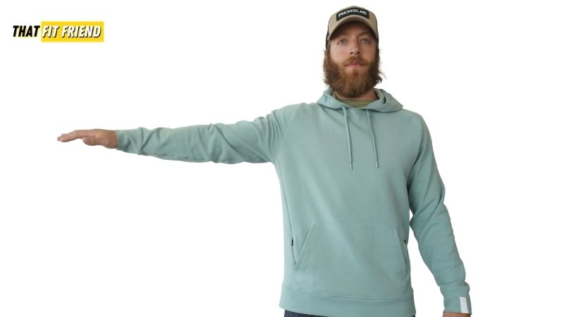 Ten Thousand Midweight Tech Hoodie Sizing and Fit