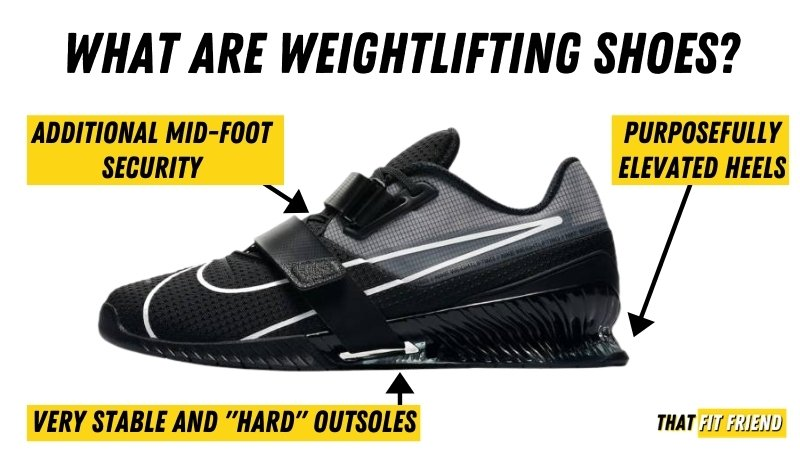 What are weightlifting shoes