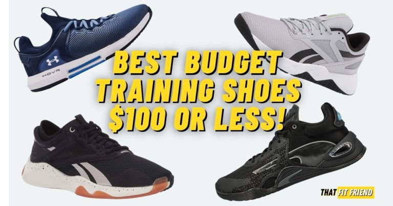 best training shoes on a budget