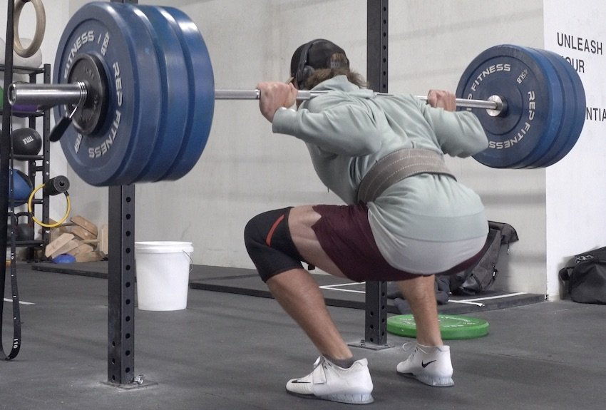 when to use weightlifting shoes