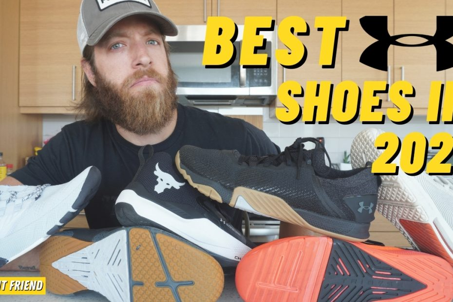 Best Under Armour Training Shoes in 2021