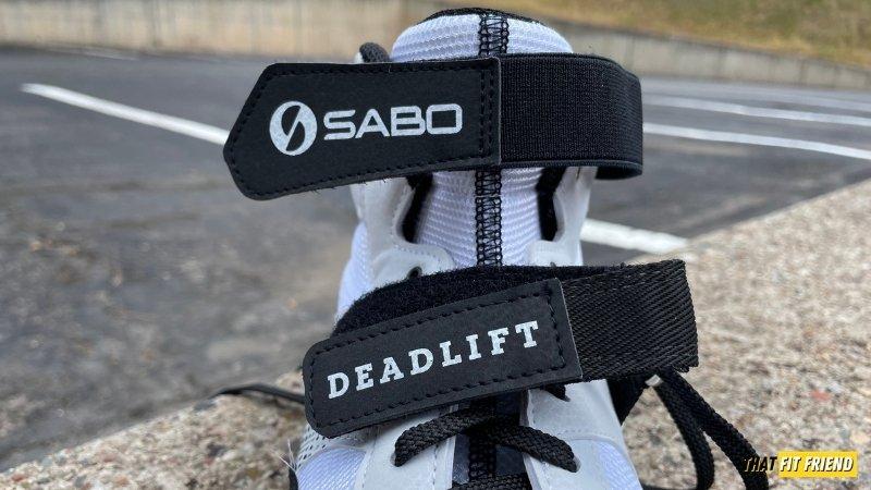 SABO Deadlift Shoes Performance