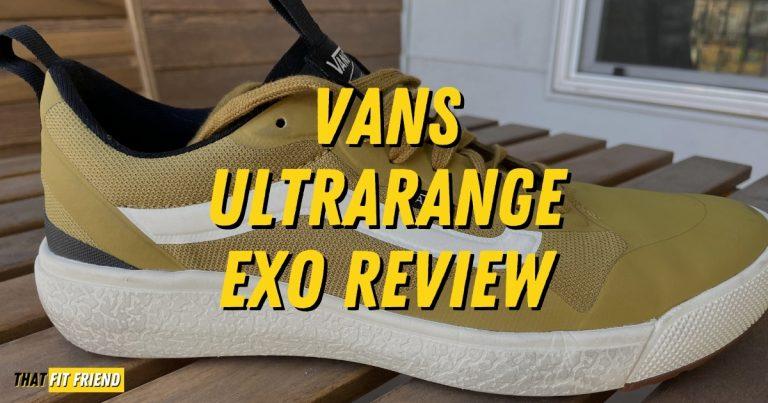 Vans UltraRange EXO Detailed Review