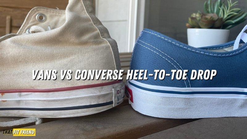 Vans vs Converse Powerlifting