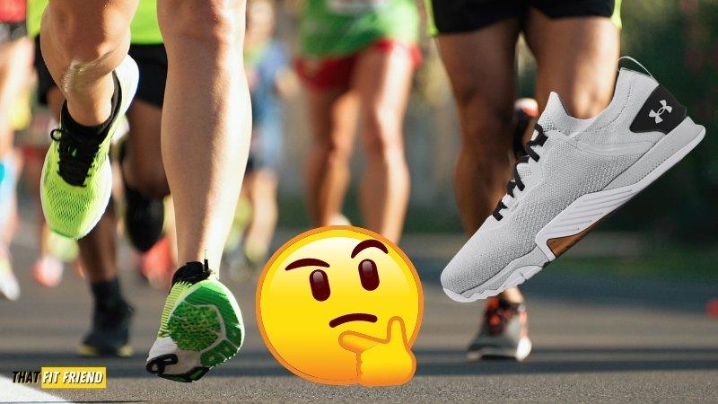 can you run in cross training shoes (1)