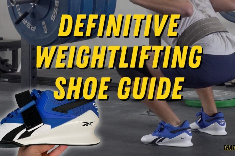 definitive weightlifting shoe guide all your questions answered
