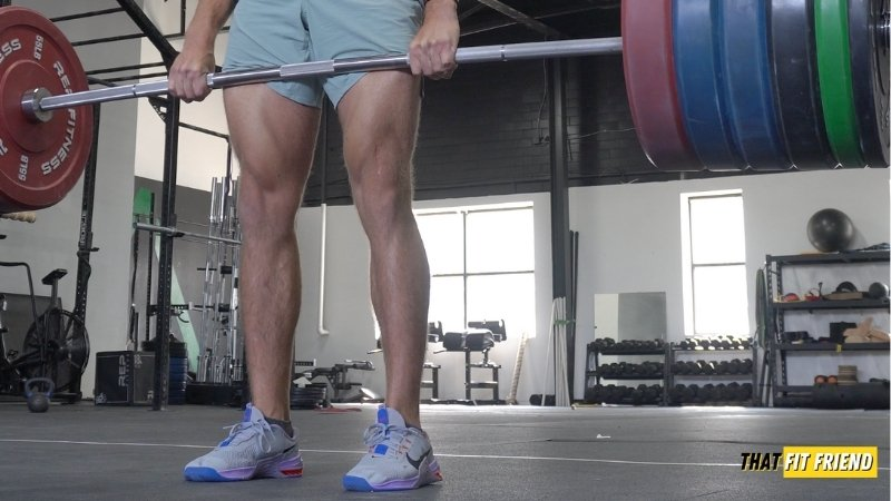 Nike Metcon 7 Stability and Lifting