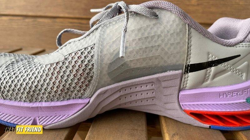 Nike Metcon 7 rope Climbing Tech