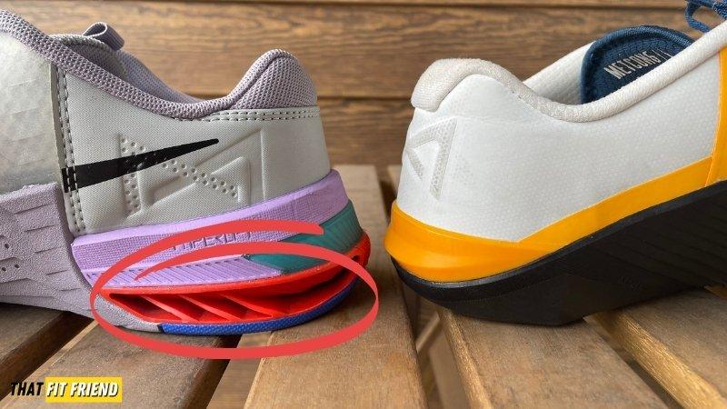Nike Metcon 7 vs Nike Metcon 6 Lifting