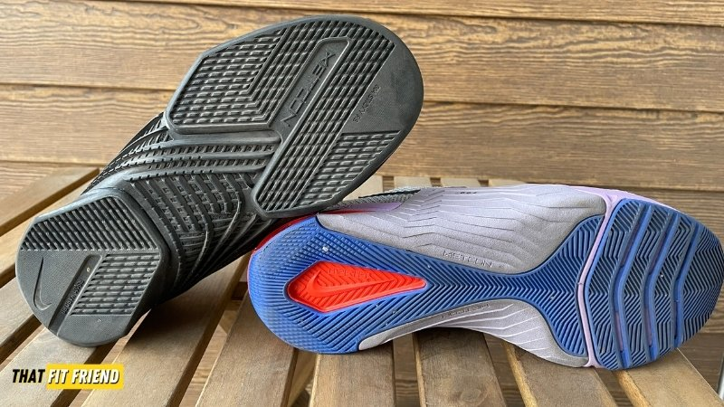 Nike React Metcon Turbo Vs Metcon 7