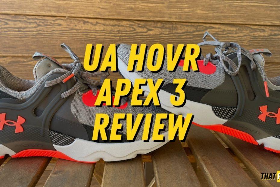 UA HOVR Apex 3 Detailed Review