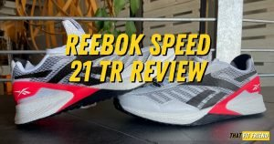 Reebok Speed 21 TR Detailed Review
