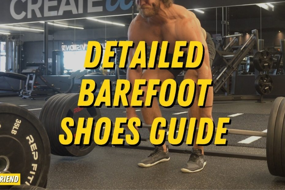 barefoot and minimalist shoe guide