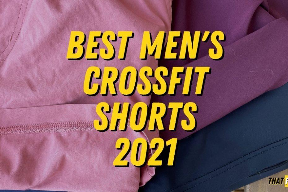 best men's workout crossfit shorts