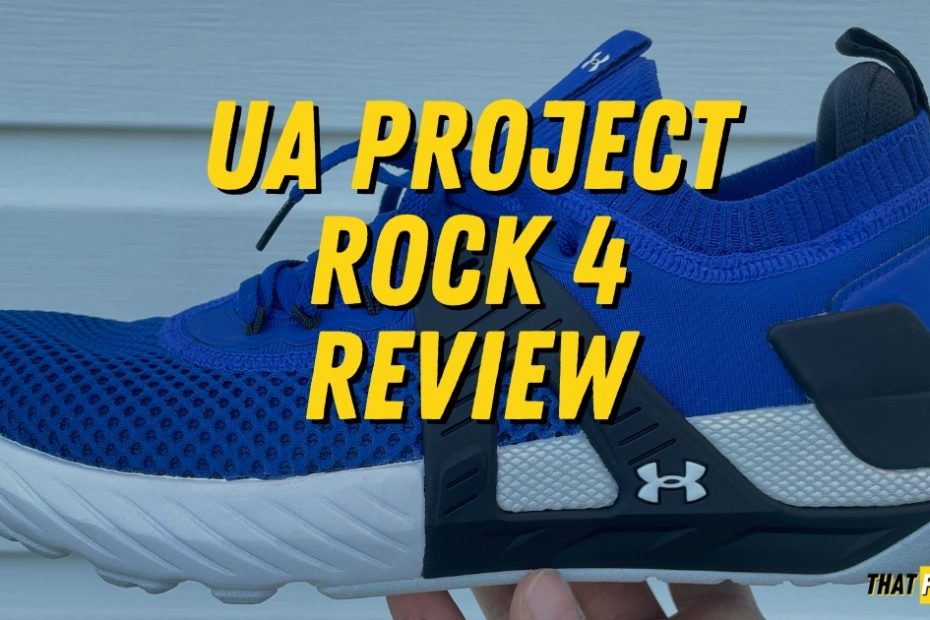 ua project rock 4 detailed review