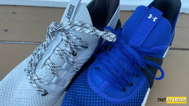 under armour project rock 4 vs project rock 3 for daily wear