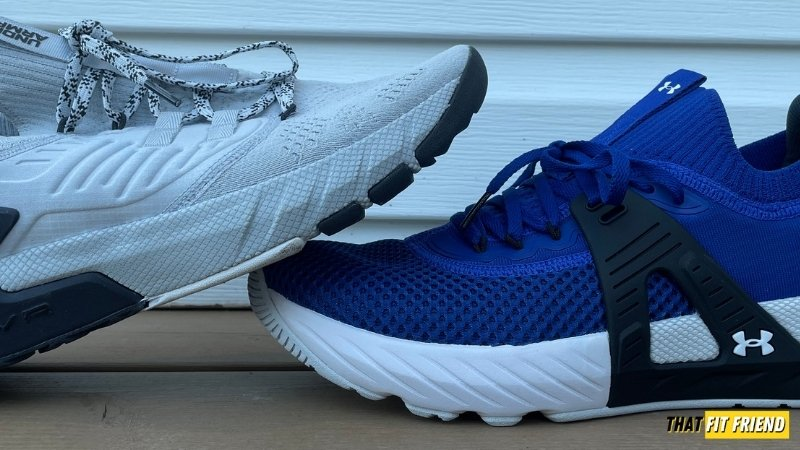 under armour project rock 4 vs project rock 3 for hiit