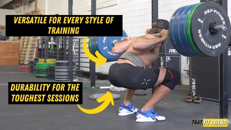 what makes a good pair of crossfit shorts